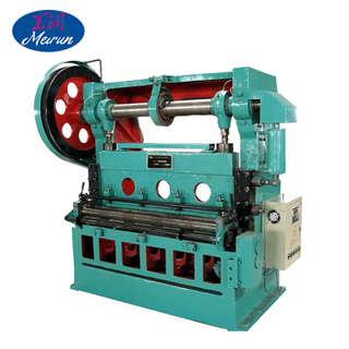China manufacturer expanded metal sheet mesh making machine for sale
