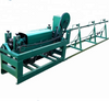 Factory direct sales steel rod rebar coil wire straightening and cutting machine