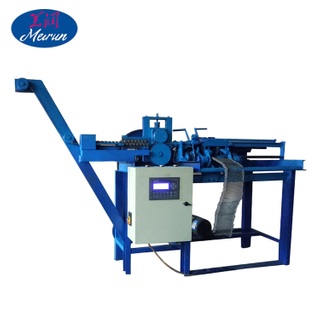 Loop tie wire machine/double wire forming machine
