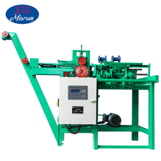 New Product Loop Tie Wire Making Machine/Plastic Twist Tie Wire machine