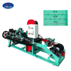 Galvanized Steel Iron Barbed Wire Making Machine Factory Supplier/The Factory Has More Than 20 Years of Experience