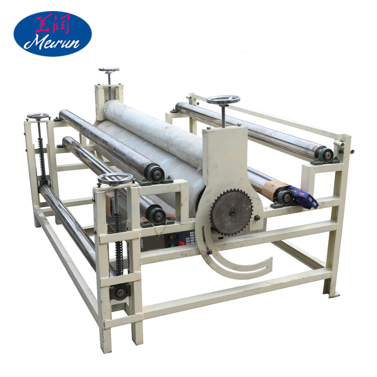 747 model carbon fiber weaving machine