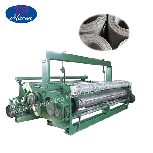 Stainless Wire Mesh Weaving Machine