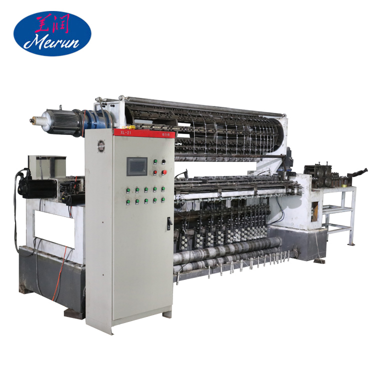 Deer Fence Wire Mesh Weaving Machine