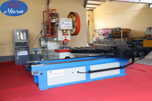 Punching Hole Mesh Making Machine