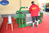 Fiberglass Weaving Making Machine
