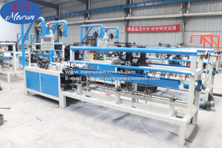 Chain Mesh Fencing Wire Netting Machine