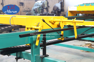 Steel Wire Mesh Welding Machine for 358 Fence