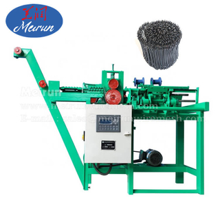 Double Loop binding Tie Wire Making Machine