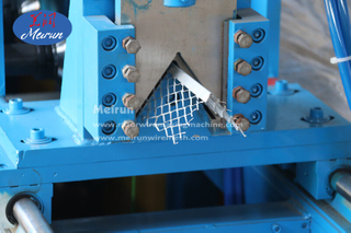 Expanded Corner Roll Forming Machine