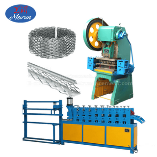 Expanded Metal Mesh Making Machinery