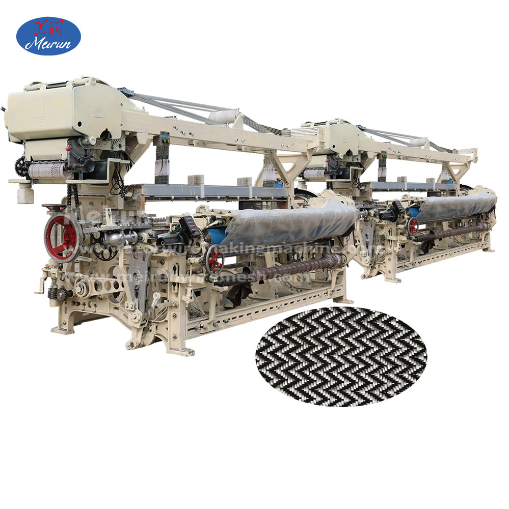 Carbon Fiber Weaving Machine