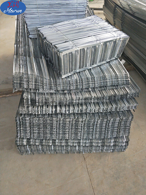 Metal Building Materials Expanded Metal Mesh Rib Lath Price