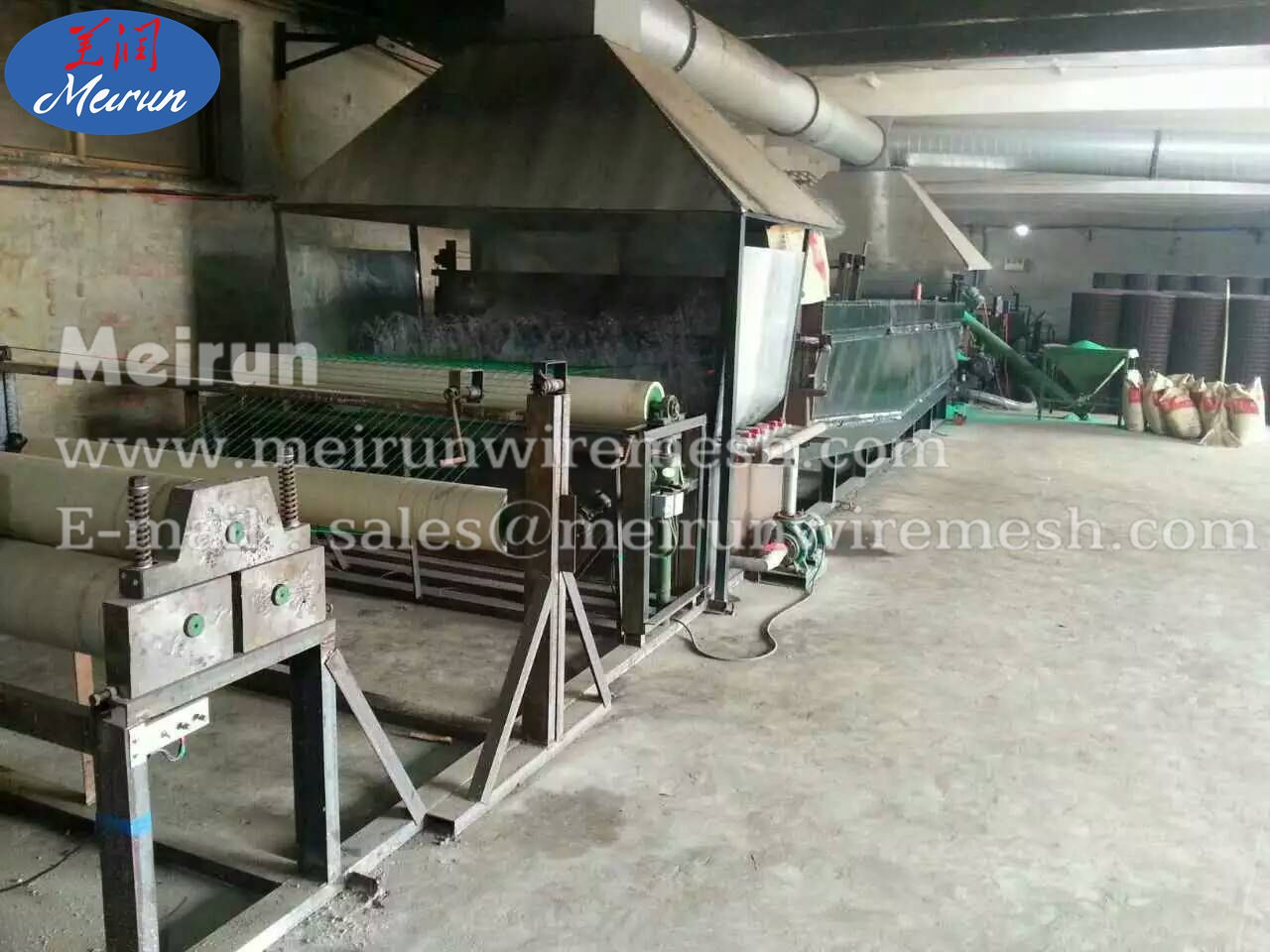 PVC Dip Plastic Production Line