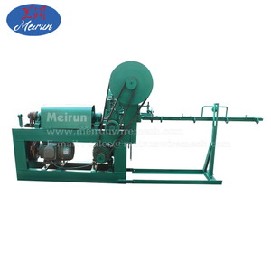 Wire Straightening And Cutting Machine